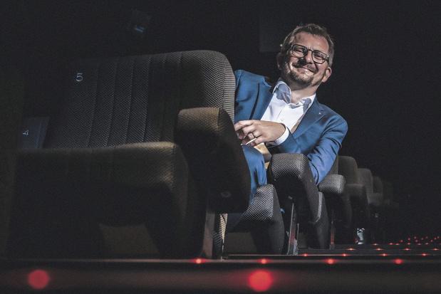 """Nicolas De Clercq (Kinépolis), CFO de l'Année: """"Je ne tourne jamais autour du pot"""""""