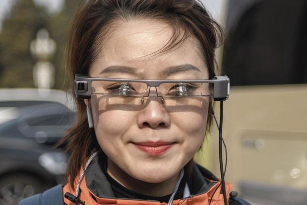 Des lunettes pour surveiller l'activité cérébrale