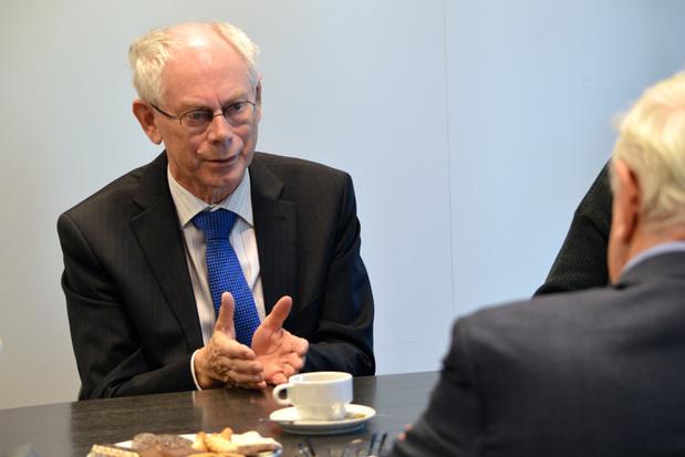 Dialogen over België: Herman Van Rompuy en Philippe Moureaux over de belangrijkste gebeurtenissen in onze geschiedenis