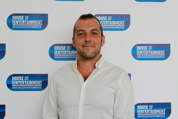 Pieter Ramboer, CEO House of Entertainment, heeft Izegemse roots