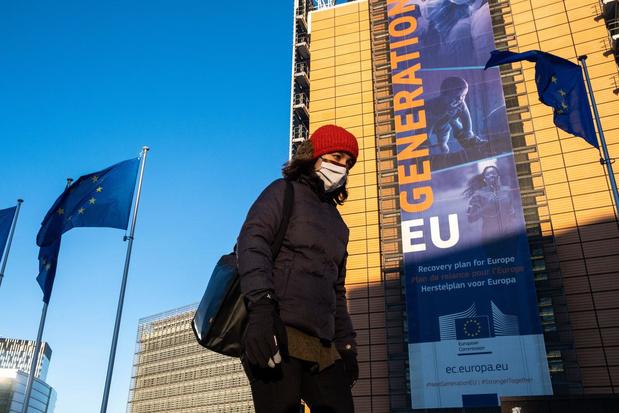 L'UE a enregistré une surmortalité de 450.000 morts entre mars et novembre par rapport à la moyenne