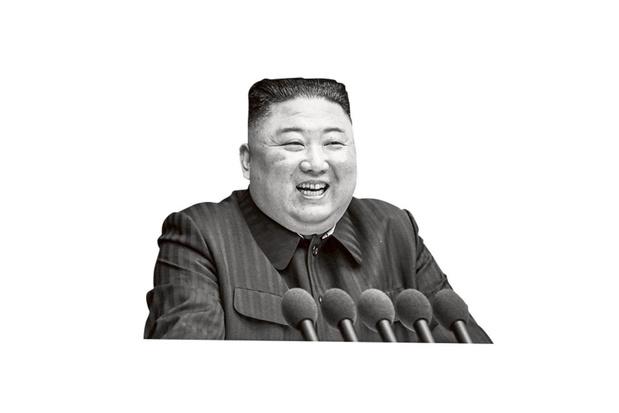 Kim Jong-un - Wil de Olympische Spelen