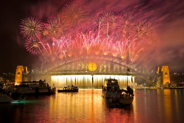 Vuurwerk op oudjaar in Sydney gaat door, maar zonder publiek