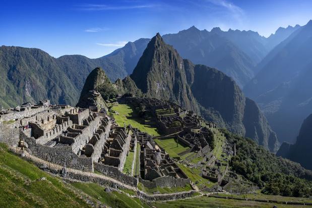 Machu Picchu moet opnieuw sluiten