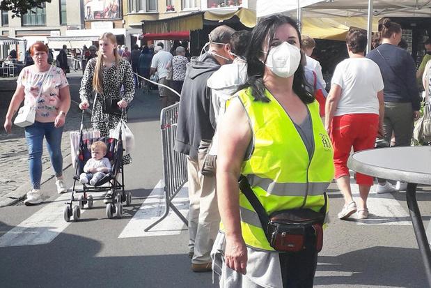 Torhout verstrengt dragen van mondmaskers en annuleert evenementen