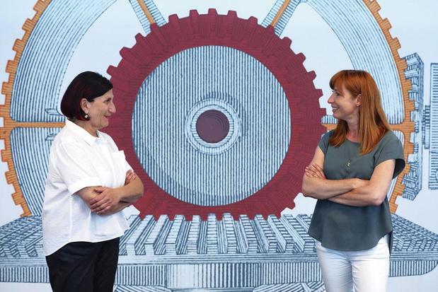 Explort repart à l'étranger: le point avec Pascale Delcominette (Awex) et Marie-Kristine Vanbockestal (Forem)