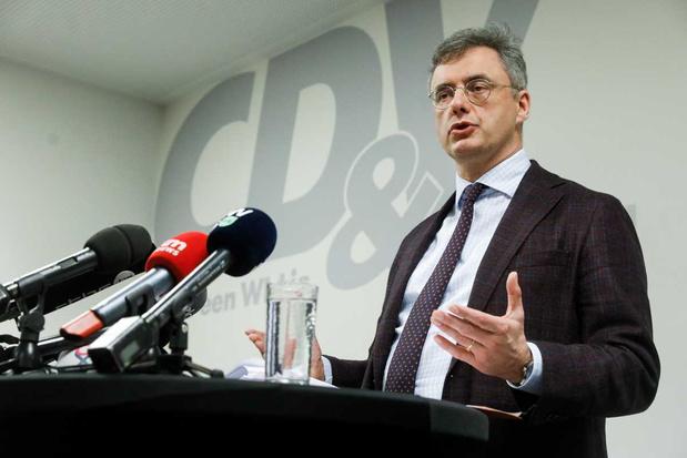CD&V-voorzitter Coens pleit voor herwaardering zorgsector