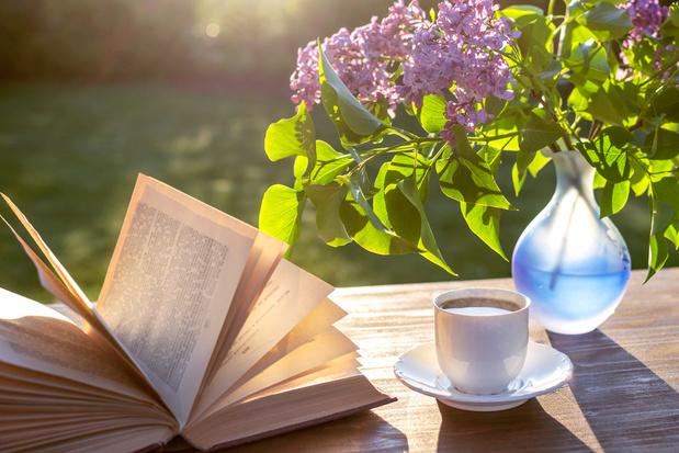 'De poetsvrouw zegt dat ik een goede man ben, omdat ik houd van boeken en planten'