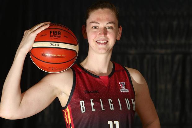 Russische basketcompetitie stopgezet, Emma Meesseman derde keer op rij kampioen