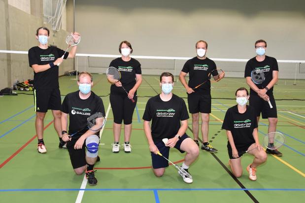 Ieperse Badminton Club naar nieuwe badmintontempel met dubbel gevoel