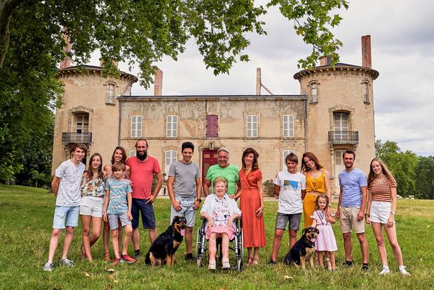 Tv-tip: in feelgoodreeks 'Château Planckaert' ontpopt Eddy Planckaert zich tot kasteelheer
