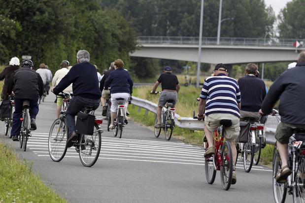 Meer dan de helft van de West-Vlaamse fietsers stapt wel eens dronken op zijn tweewieler