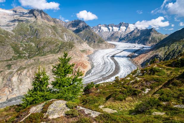 Zwitserse gletsjers blijven in 'onrustwekkend tempo' smelten