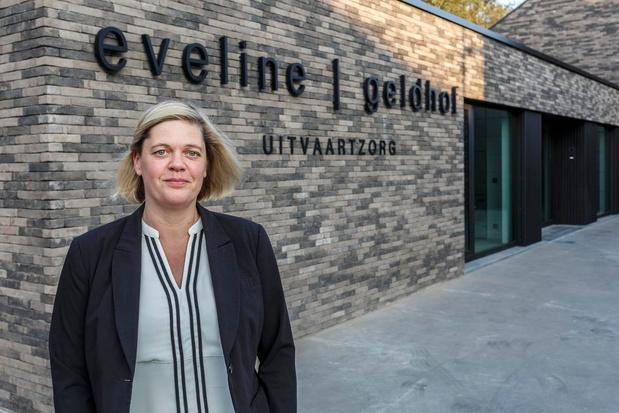 Eveline Geldhof neemt Begrafenissen Bekaert-Louage in Moorslede over