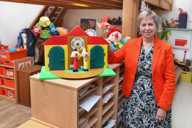 'Oma juf Rita' gaat met pensioen aan Torhoutse basisschool Driekoningen