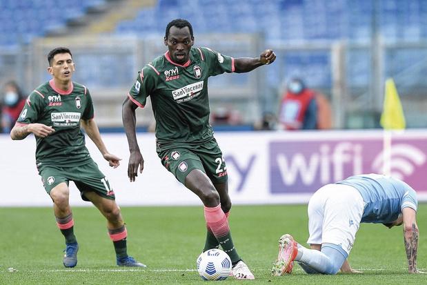 Focus sur Simy, l'étonnant buteur du FC Crotone