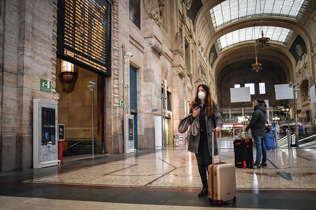 "Milan est ""une bombe"", avertit un virologue de renom"