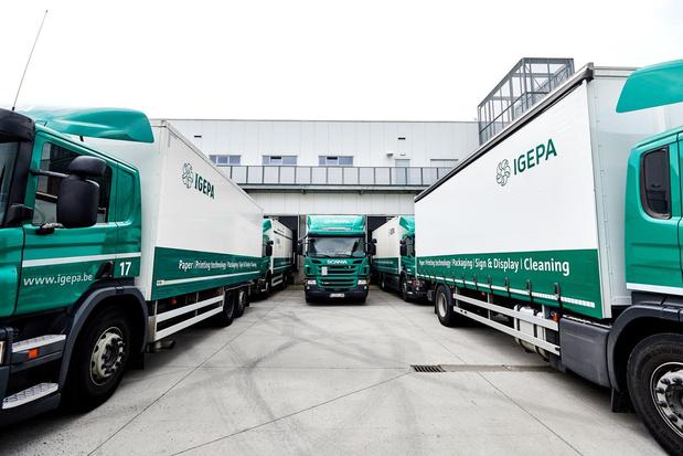 Samenwerking Igepa en AtéCé voor levering van grafische verbruiksmaterialen op Belgische markt