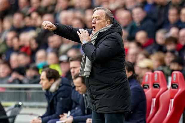 Feyenoord wil met Advocaat meedoen voor de titel