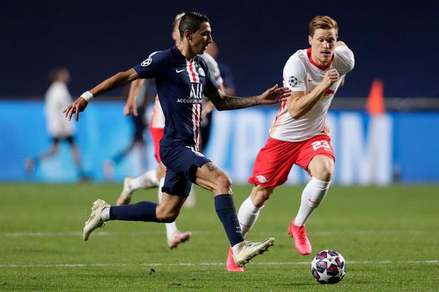 Paris Saint-Germain vlot voorbij Leipzig naar finale Champions League