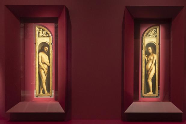 Bekijk de grote Van Eyck tentoonstelling tijdens een virtuele rondleiding