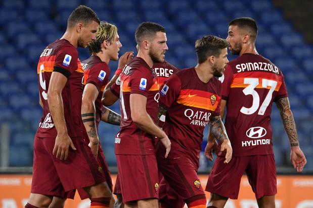 Wordt tobclub AS Roma weer topclub?