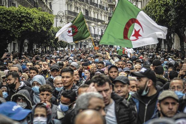 Algérie: le Hirak 2 électrise