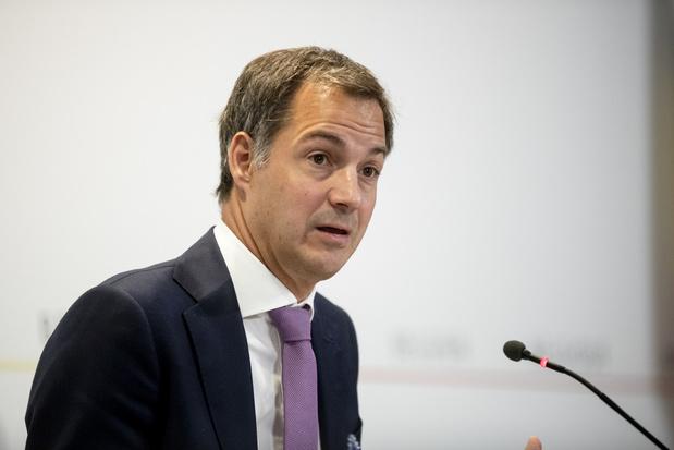 Federale regering geeft Wallonië noodlening van 1,2 miljard euro na watersnood