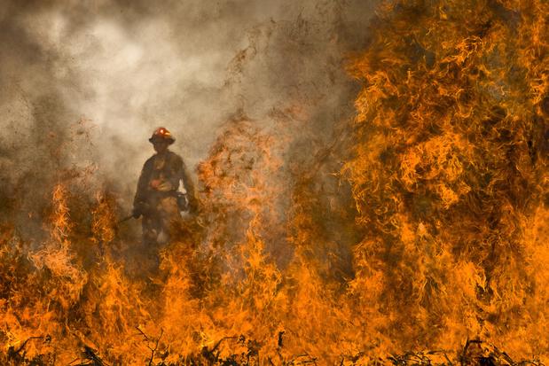 Brandweerlui over de interventies die bijbleven: 'En toen leek het alsof er een trein begon te rijden'