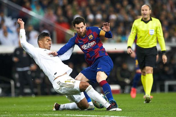 De balans van La Liga: koning Messi, sleutelspeler Casemiro