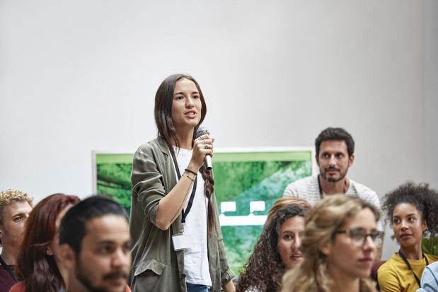 Tips voor sprekers