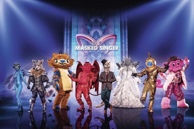 Tv-tip: 'The Masked Singer', een bizarre zangwedstrijd in dierenkostuums