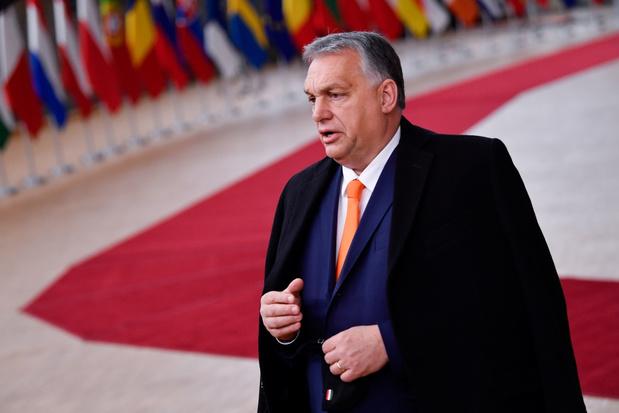 Hongaarse premier Orban: 'We staan op 1 cm van een consensus' over meerjarenbegroting en rechtsstaat