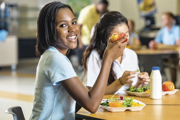Les repas chauds ont tendance à disparaître du menu des écoles