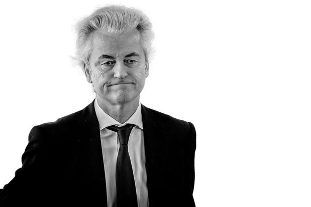 Geert Wilders - In verlegenheid op Twitter