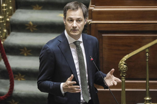 """Alexander De Croo: un déconfinement en avril-mai """"n'est pas une perspective vague"""""""