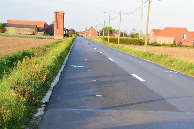 N-VA wil trajectcontrole in Grote Roeselarestraat in Passendale