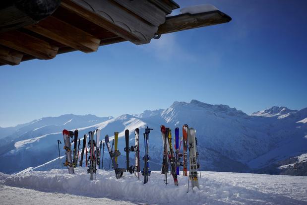 Skigebieden in Tirol vanaf maandag dicht