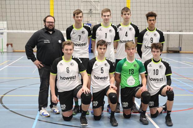 Vijf provinciale volleybalfinales voor Knack en Rembert