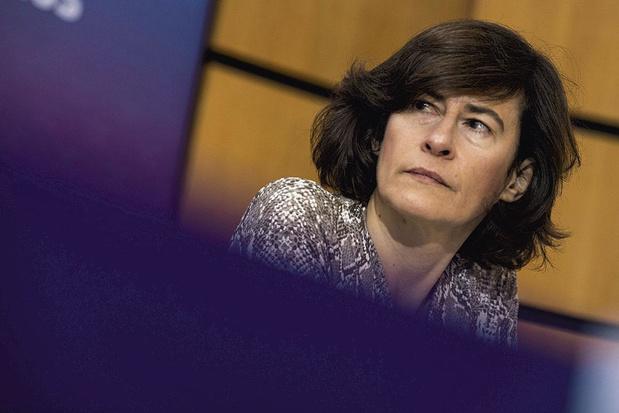 Sandrine Dufour quitte Proximus