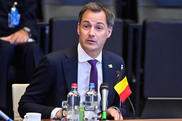 De Croo: België steunt Congo in strijd tegen covid-19