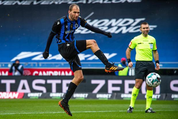 Bas Dost (Club Brugge): 'Kevin De Bruyne is een uitzondering, hij speelt áltijd de juiste pass'