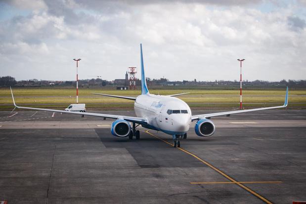 Europa verplicht Vlaanderen om luchthavens gelijk te behandelen