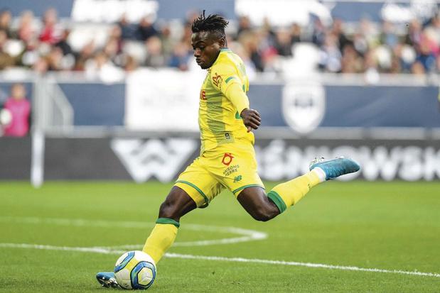 Nieuwe rol voor Simon bij FC Nantes