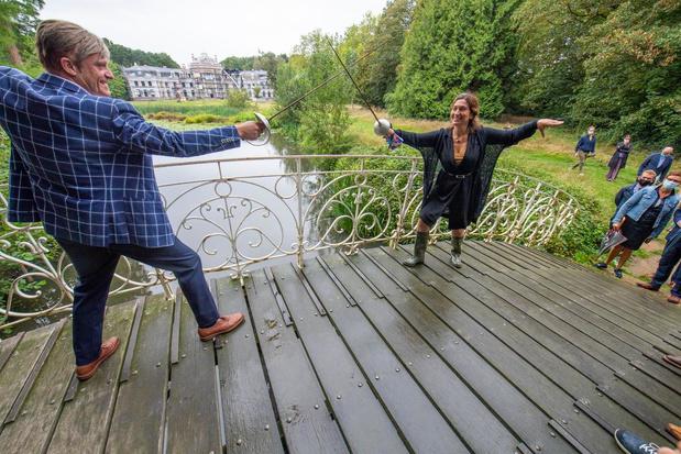 Agentschap Natuur & Bos koopt Blauwhuispark en stelt het open voor publiek