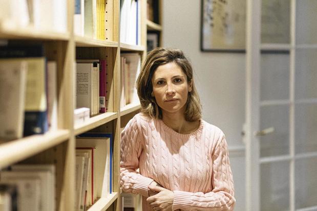 """Julia De Funès, philosophe: """"Le télétravail ne pourra plus se limiter à quelques heures par semaine"""" (entretien)"""
