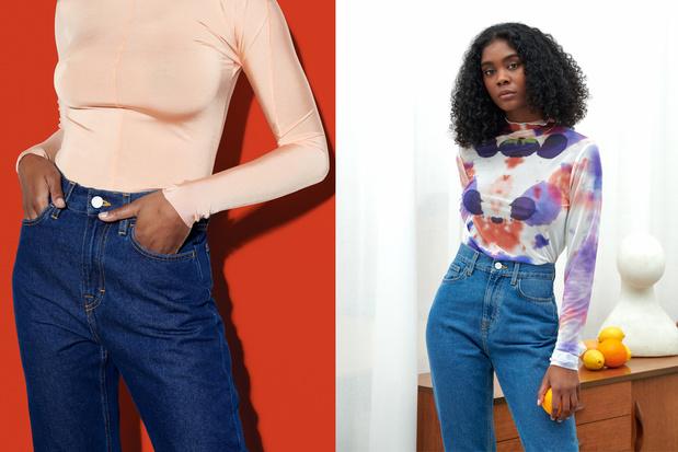 Circulair denimlabel HNST redde al 27 ton oude jeans uit verbrandingsovens