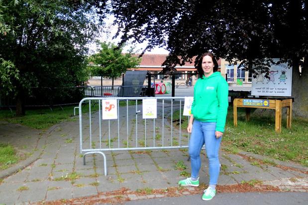 """Heropstart in Diksmuidse scholen: """"Extra waterkranen op speelplaats"""""""