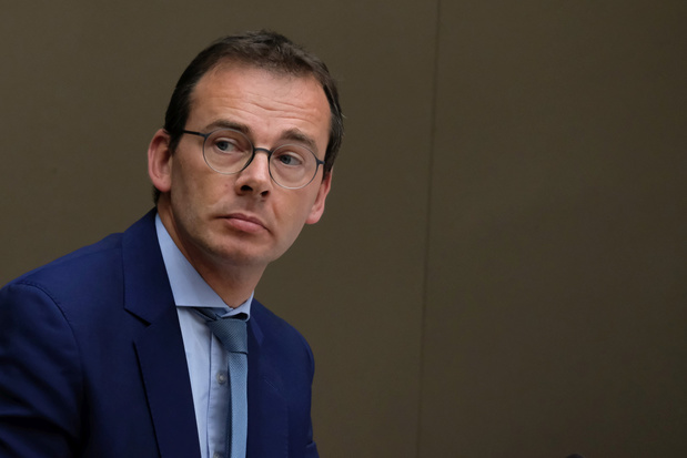 Wouter Beke: 'CD&V heeft net de bedoeling paars-groen te voorkomen'