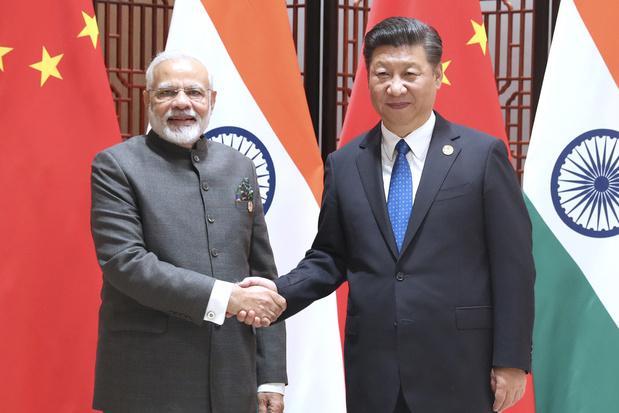 'Een sterk India verzekert de hele wereldorde tegen Chinese dominantie'